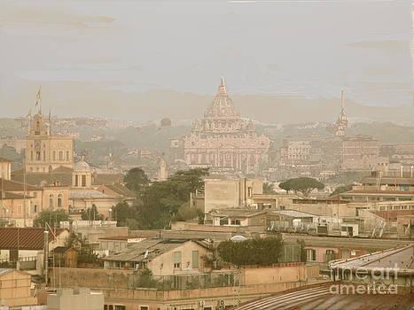 Rome Italy by Terri Johnson