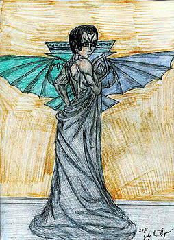 Romulan Beauty by Jody Anthony Thompson
