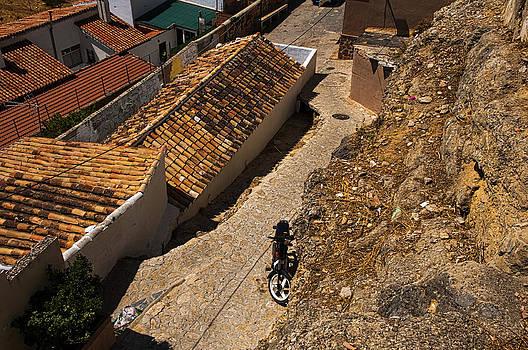 Jenny Rainbow - Roof Tops. Ronda. Spain