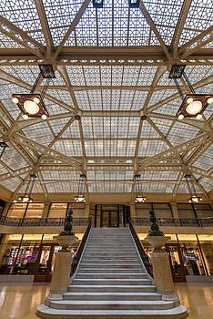 Steve Gadomski - Rookery Building Lobby