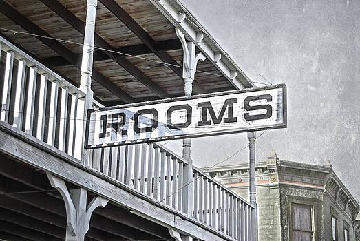 Judy Hall-Folde - Rooms
