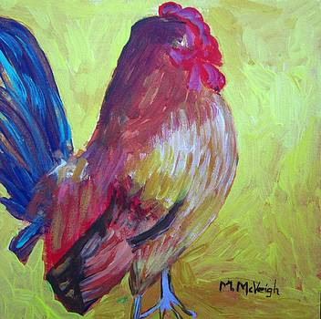 Rooster by Marita McVeigh