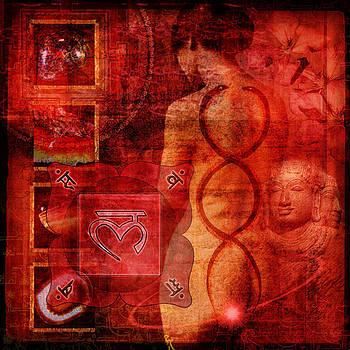 Root Chakra by Mark Preston