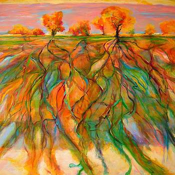 Roots by Mary Schiros