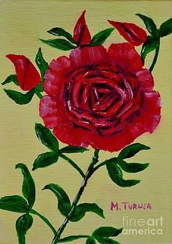 Rose Buds by Melvin Turner