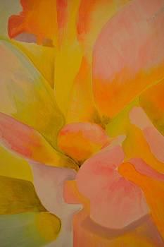 Rose Fondant by Katia Creole Art
