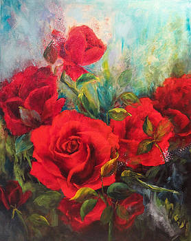 Rose Garden by Elaine Bailey