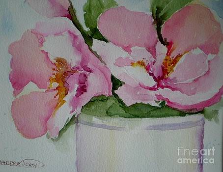 Rose of Sharon by Barbra Joan