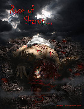 rose of Sharon by Ricardo Colon