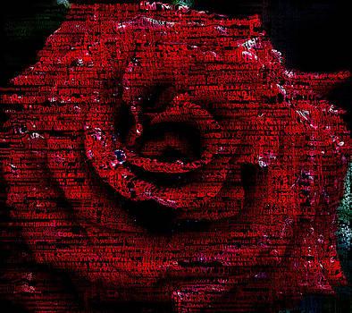 Rose poem by Nicole Champion