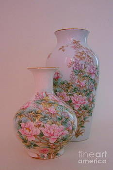 Mary Deal - Rose Vases
