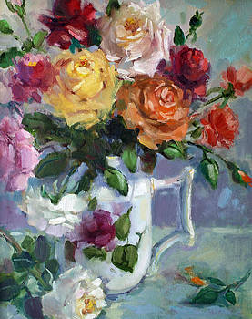 Roses by Benjamin Johnson
