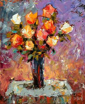 Roses by Debra Hurd