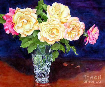 Roses by Elizabeth  McRorie
