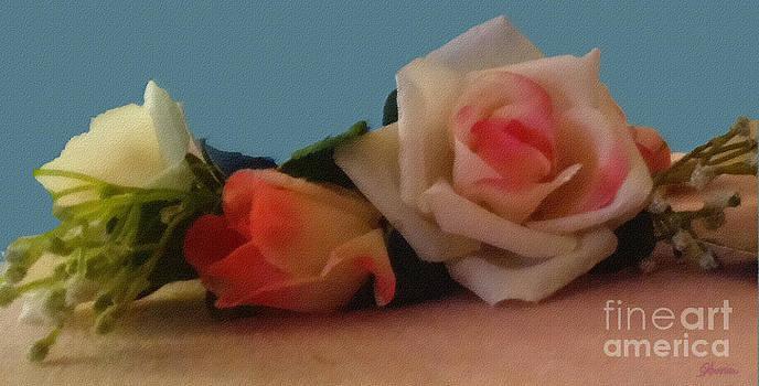 Roses in Still Life by Pharris Art