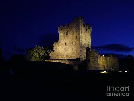 Joe Cashin - Ross Castle at night