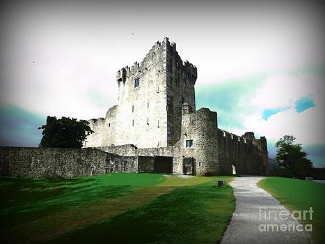 Ross Castle by Kiana Carr