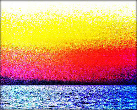Rothko's Sea #3  by Stefano Filesi
