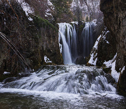 Roughlock Falls by Dustin Miller