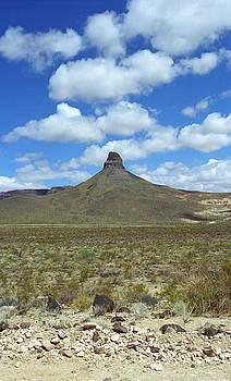 Frank Romeo - Route 66 - Arizona Mountain