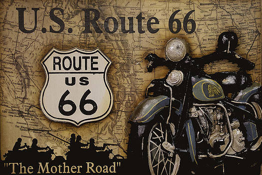 Jack R Perry - Route 66