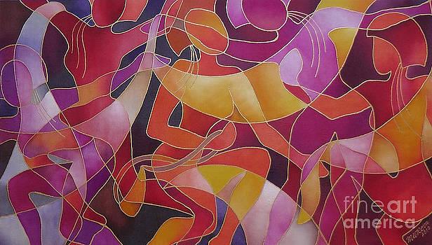 Rovati - The Welcoming by Maria Rova