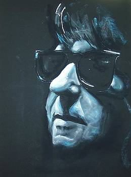 Roy Orbison by Peter Suhocke