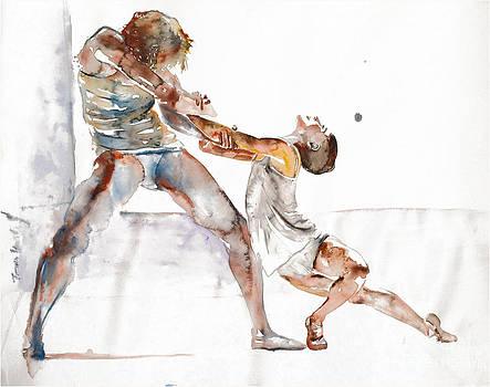 Royal Ballet - ballet dancers by Tatyana Ilieva       Royal Ballet - ballet dancers  by Tatiana Ilieva