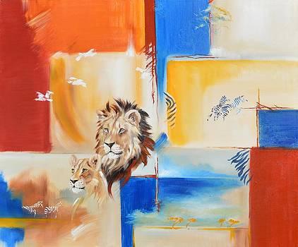 Royal Bushveld by Vanessa Lomas