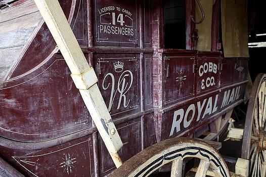 Royal Mail.  by Ian  Ramsay