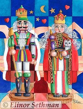 Royal Pair by Elinor Sethman
