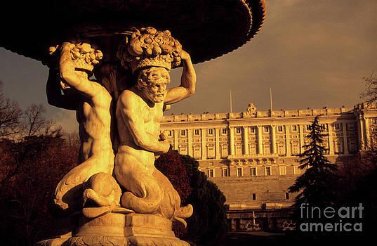 James Brunker - Royal Palace Gardens Madrid