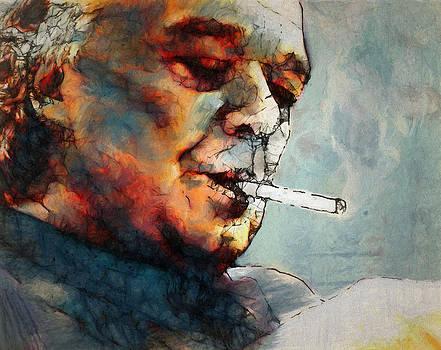 Rubens - Portrait of a friend by Andrea Ribeiro