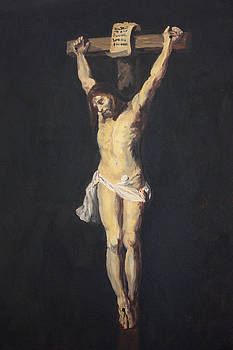 Ruben's 'Solitary Crucified Christ' by Rachel Hames