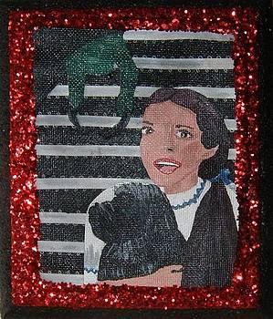 Ruby Red by Yvonne  Kroupa