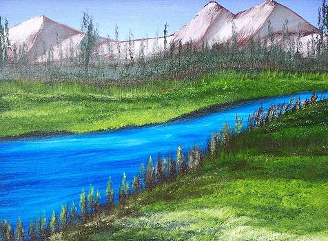 Rugged Heights by John Minarcik