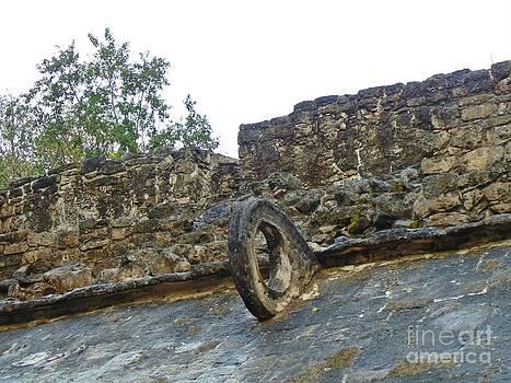 John Malone - Ruins at Coba Thirteen