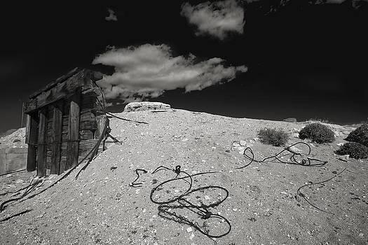 Ruins At Dos Cabezas I by Lawrence Brillon