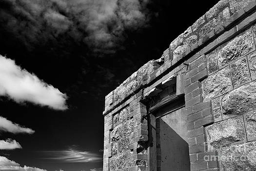 Russ Brown - Ruins