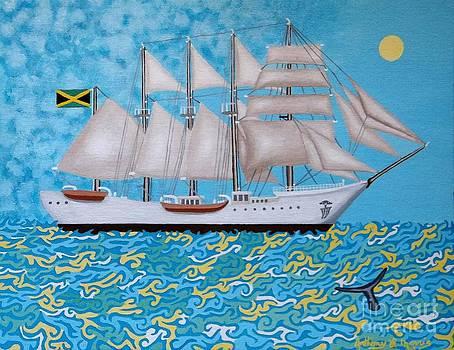 Rum Runner by Anthony Morris