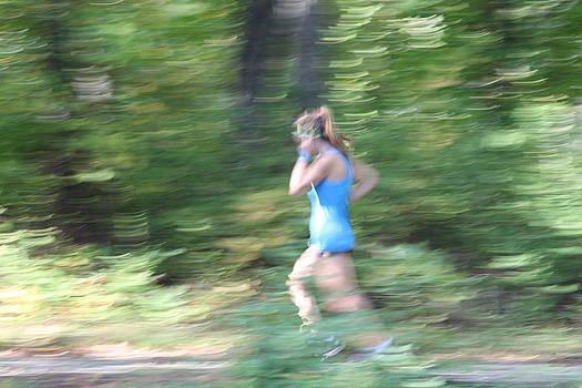 Runner by IB Ehrlich
