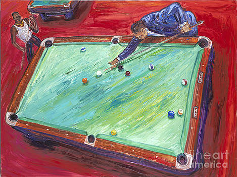 Runnin' The Table by Arthur Robins