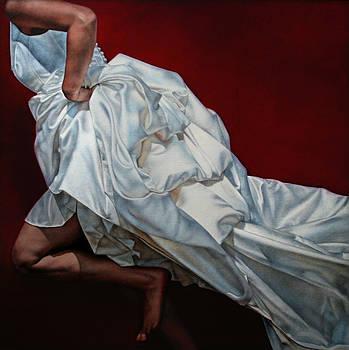 Running Bride 5 by Anne Marie Kornachuk