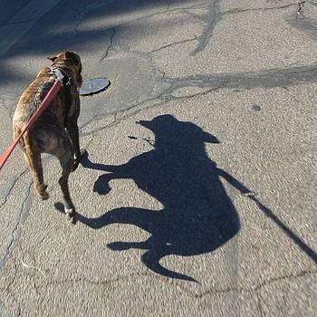 Running Dog by Montana Wilson