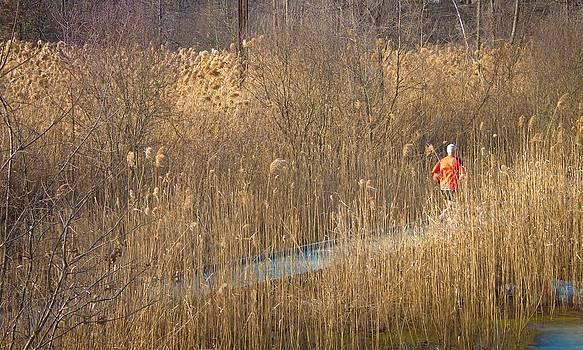 Running Man by Richie Stewart