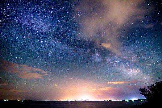 James BO  Insogna - Rural Evening Sky