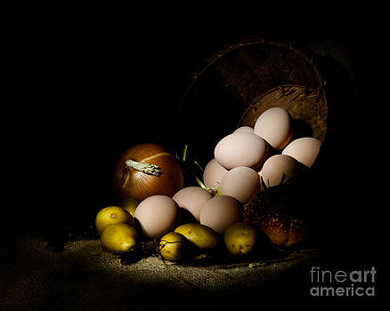 Rural Produce by Cecil Fuselier
