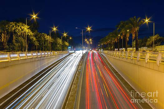 Rush Hour by Bahadir Yeniceri
