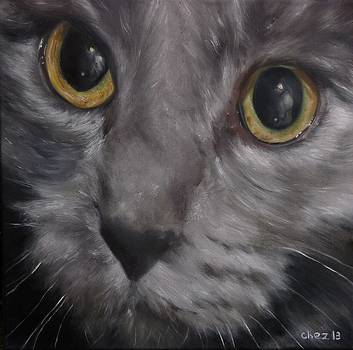 Russian BluE by Cherise Foster