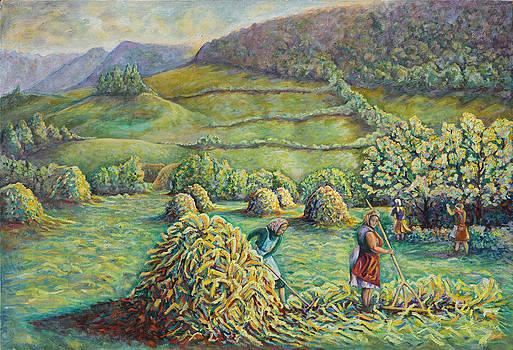 Russian Hay by Karen Nell McKean